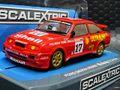 Scalextric 1/32 スロットカー C3740◆Ford Sierra RS500  #17/D.Johnson & J.Bowe 1989 Bathurst 1000 Winner  真っ赤なシエラいかが?★今すぐ ご注文を!!