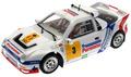 MSC 1/32 スロットカ-  6002◆ Ford RS200 #3 'Carlos Sainz'  AWD サインツのRS200がうれしいの再入荷!