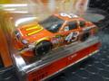 """Carrera-Go スロットカー 1/43  ◆#43 ReadSorenson """"McDonalds"""" DODGE NASCAR    1/32のコースでも走れます◆マクドナルドが再入荷!"""