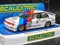"Scalextric 1/32 スロットカー C4040◆BMW E30 M3 ""Warsteiner"" #15/Roberto Ravaglia  DTM 1989 Champion.  これ待ってました!! ★M3の人気モデル再入荷!"