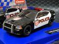 """Carrera digital132 スロットカー 30441◆Dodge Charger SRT-8  """"POLICE CAR""""     メーカー絶版・アナログでも走ります★ヘッドライト、テールランプ、パトライトも点滅! ★かなりのお買い得価格で再入荷!"""