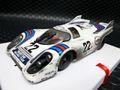 """BRM 1/24 スロットカー  BRM-063FL ◆PORSCHE 917K  #22 - Team Martini Racing International - WINNER 24 H Le Mans 1971 """"FINISH LINE"""" Edition  BRMの人気モデル、マルティニ917K、ウェザリングされたフィニッシュライン・エディション!★入荷!!"""