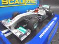 Scalextric 1/32 スロットカー C3263◆Mercedes GP Petronas F1    Michael Schumacher       NEW !! シューマッハ入荷 ★ペトロナスGP・ニューモデル