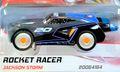 Carrera Go 1/43 スロットカー 64164◆カーズ3/ジャクソン・ストーム「ロケットレーサー」  CARS 3   Jackson Storm/Rocket Racer Disney/Pixar Cars 3 ジャクソンストームに、LEDで光るロケットレーサ―登場!