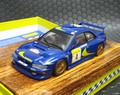 MSC 1/32 スロットカ-  6011◆SUBARU IMPREZZA WRC  #3  Winner of 1997 Monatecarlo Rally  モンテ優勝車!/4WD★入荷完了!!
