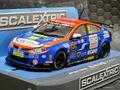 Scalextric 1/32 スロットカー C3736◆BTCC MG6 - #31/Jack Goff, Brands Hatch 2015 ハイディティールモデル★前後ライト点灯!◆BTCCシリーズが熱い!◆入荷しました!!