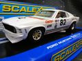 "scalextric1/32 スロットカー  C3583◆Ford Mustang 1970 ""Castrol "" #82/Pete Hallford   Mid-Ohio Vintage Grand Prix     コレ好いよ!★アメリカンクラシックス!"