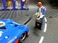 LeMans miniatures 1/32 フィギュア   132031m◆Gerard Ducarouge  Team Manager ジェラール・ドゥカルージュ  マトラ・チームマネージャー   高品質レジン製フィギュア★大人のコレクション!
