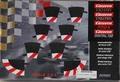 Carrera コース拡張パーツ   20590◆1/30カーブ用 インサイドショルダー/Inside Shoulder / Border for 1/30 Curve   3枚入り エンドピース2個つき★コーナーの内側これでも安心。