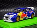 "Avantslot 1/32 スロットカー as51010◆ Subaru Impreza  ""Red-Bull"" Travis Pastrana .  4WD・インライン★入荷!"