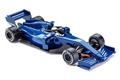 """Slotit Policar 1/32 スロットカー PC-CAR07◆Generic Modern F1  """"Blue"""" モダンF1 カッコいいぞっフォミュラーワン◆ブルーが入荷!ご注文を~"""