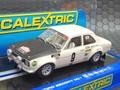 scalextric1/32 スロットカー   C3440 ◆Ford Escort MK1  #9.Roger Clark  Monte-Carlo Rally 1970  ライトも点灯!  早くも入荷★即日発送します、ご注文を!