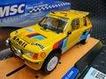 MSC 1/32 スロットカ-  7402◆Peugeot 205 T16  'Camel' Grand Raid  Dakar 1987  レジンモデル 200台限定 ★入荷僅かです!