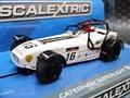 Scalextric 1/32 スロットカー C3723 ◆Caterham  Superlight R300-S Championship 2015 #16/David Robinson  入荷しました!!★セブンのニューカラー発売!!