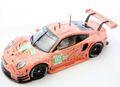 "Carrera Digital124 スロットカー  23886◆ Porsche 911 RSR ""Pink Pig Design""  ★アナログコースでもOK! ディティールが素晴らしい1/24ビッグスケール!"