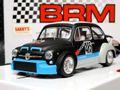 BRM 1/24 スロットカー  BRM-084◆FIAT ABARTH 1000 TCR ZUCCARI  #485 Campionato Italiano Turismo 1973  1/24スケールの逸品!★最新モデル、フィアットアバルトが登場!◆再入荷済みです!