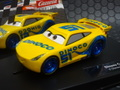 "Carrera Evolution132  スロットカー 27540◆Disney·Pixar Cars 3 - ""Dinoco Cruz""  【デ゙ィズニーピクサー・ カーズ3 】  早くも新製品「ダイナコ・クルーズ」★日本初入荷!"