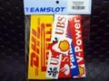 "Team Slot 1/32 ジオラマ用 アクセサリー  6363027◆スポンサーデカール (アメリカ)  ""SPONSOR MURO ""AMERICA""  10枚入り   建物やガードレール、コーナーウォールに!◆小さな工夫でニクイ演出!"
