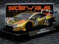 RACER / SIDEWAYS 1/32 スロットカー  SWCAR01F◆LAMBORGHINI HURACAN GT3  #60 Raton Racing Team   ウラカンGT3の最新モデルはキラキラやでぇ!◆初入荷完了! ご注文を~