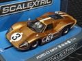 scalextric1/32 スロットカー   C3859◆Ford MKIV  #3/Mario Andretti、Lucien Bianchi,.  1967 Lemans-24Hours    ライト点灯!ハイディーティール★最新モデルが入荷完了!!