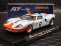 "FLY 1/32 スロットカー A182◆Ford GT40 ""GULF""   #9/Pedro Rodriguez and Lucien Bianchi. Winner of 24h-Le Mans 1968  絶版メーカー・希少モデル★68年のルマン優勝車!"