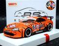 Revoslot 1/32 スロットカー  RS0025◆Toyota Supra Esso Tiger Le Mans Team #6/Esso チームルマン  1/32最新モデル アルミ軽合金製シャシー!★お薦めです。