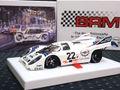 BRM 1/24 スロットカー  BRM-063 ◆PORSCHE 917K n.22 - Team Martini Racing International - WINNER 24 H Le Mans 1971  BRMの最新モデル、マルティニ917K ★1/24ビックスケール!テールフィンがステキ~!★待望の再入荷!!