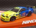"NINCO 1/32 スロットカー  55087◆FORD MUSTANG GT  #11 ""SUN""    ケースも一新、NINCO-1★2013最新モデル"
