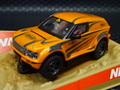 "NINCO 1/32 スロットカー  50575◆Bowler Nemesis  ""tes car""  4X4 Rally Sport 再入荷・希少 4X4モデル!★ネメシスの楽しい走りをご存知?!"