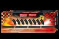 """Carrera Go 1/43 コース拡張パーツ 61657◆CARRERA GO 1/43 シングルストレート&カーブ/エクステンションセット """"Single Lane Straight & Curve Extension Set"""" ★こちらもお買い得!"""
