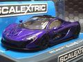 Scalextric 1/32 スロットカー C3854◆McLaren P1   ---Purple--- 入荷しました!★今すぐ ご注文を!!