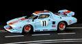 "Racer/Sideways 1/32 スロットカー HC07B◆Lancia Stratos Turbo Gr.5    ""Gulf Racing"" #11 ガルフ・限定モデル ーLIMITED EDITIONー★入荷しました!"