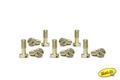 slotit製 1/32スロットカーパーツ  CH53◆ブロンズ・段付きビス ショートタイプ /2.2mm×5.3mm(10本入) スモールヘッド! ◎ボディーガタ出し加工に最適!