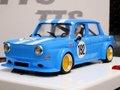 BRM 1/24 スロットカー  TTS02◆BRM Simca 1000   #192 Blue Edition  1/24ビックスケール!★最新モデル「シムカ1000」★存在感抜群でカッコいい~!入荷しました!