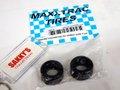 """maxxtruck-Tire 1/32 スロットカーパーツ  M01X ◆Scalextricの NASCAR用  """"EXTREME""""シリコン レーシングタイヤ 2本パック  ウッドコースやカレラコースで威力を発揮するシリコンタイヤ!★マックストラックタイヤ From U.S.A."""