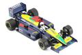NSR 1/32 スロットカー 0182◆ Formula 86/89  BLUE TOSHIBA #29  実力派NSRのF1マシン◆NEW