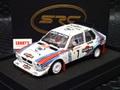 """Slot Racing Company 1/32 スロットカー 54001◆Lancia Delta S4 #7/Henri Toivonen & Sergio Cresto. """"Martini Racing""""  Monte Carlo Rally 1986 Winner. --Chrono-- ◆4月20日頃再入荷!お早めに。"""