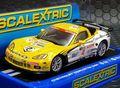 Scalextric 1/32 スロットカー  C3390◆Chevrolet Corvette C6R  #4/Hezemans, Kumpen, Menten, Mollekens 24hr-Spa Francorchamps 2009   新発売★ライト&テールランプ点灯!