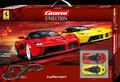 """Carrera 132 コースセット   25208◆La Ferrari SET  """" ラ・フェラーリ""""  Le Ferrari  2台入りフルセット 全長6.3m  2015年・夏の製品★最新フェラーリのアナログセットが入荷!"""