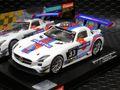 "Carrera Digital124 スロットカー  23825◆Mercedes-Benz SLS AMG GT3  #33 ""Martini Hankook"" - Zandvoort  素晴らしいディール、ド迫力の124ボディー!★アナログコースでもOK!★ベンツSLS AMG ""Martini"" 入荷しました!"