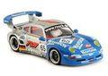 Revoslot 1/32 スロットカー  RS0006◆Porsche 911 GT2 #65  TSW Team Roock Racing 24H Le Mans 1998.  BRMの血統を受け継ぐレボスロットは精巧な金属製シャシーを採用!★1/32最新モデル911GT2が待望の再入荷完了!