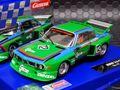 Carrera Digital 132 スロットカー 30897◆BMW 3.5 CSL #12 1976.  アナログ・デジタル両用!★最新モデルBMW 3.5CSL.入荷完了!