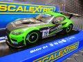 Scalextric 1/32 スロットカー C3624◆ BMW Z4 GT3   BMW Z4 GT3   European Le Mans Series  Imola 2014  前後ライト点灯 ★PCR対応・入荷済み!!
