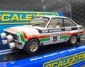 "scalextric1/32 スロットカー   C3416◆Ford Escort MkⅡ ""Castrol"" Circuit of Ireland 1979  #19/ Fisher & Frazer NEW   入荷済み★ライト点灯モデル!"