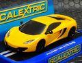 scalextric1/32 スロットカー   C3278◆ McLAREN MP4-12C  Yellow   再入荷!★スーパーレジスタントモデル!