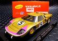 Slot it 1/32 スロットカー SICA20C◆FORD GT40 MKII #5/Ronnie Bucknum & Dick Hutcherson LE MANS 1966  2016発売★ルマン出場車!