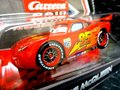 Carrera-Go スロットカー 1/43  61193◆LIGHTNING McQUEEN ディズニーピクサー/CARS2   カレラGoは1/32のコースでそのまま走れます★人気No1のマシン!