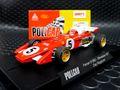 Slot It /Policar 1/32 スロットカー   SI-CAR05B ◆Ferrari 312B2  #5/CLAY REGAZZON.   SILVERSTONE F1/GP 1971  C.レガツォーニ 登場!◆入荷完了!