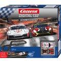 Carrera digital132 コースセット 30003 High Speederset  「ハイスピ―ダー」set メルセデス・AMG-GT3とポルシェ911GT3  2台入りフルセット 全長7.3m ★最新デジタルセットが待望の入荷!