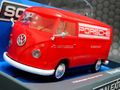 "Scalextric 1/32 スロットカー   C3755◆Volkswagen Panelvan  ""Porsche""  今度は真っ赤なポルシェのサービスカーです! ハイディテールモデル ◆これイイヨ!"